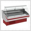 Холодильные, морозильные витрины модельного ряда GAMMA-2 (Бизнес-класс)